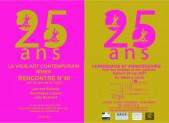 Rencontres n°48/ 25 ans de La Vigie !