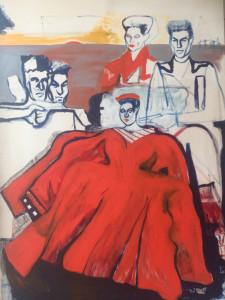Kevin Hoffman, Thou shalt smite, the arrestation of rebels after the drawing struggle